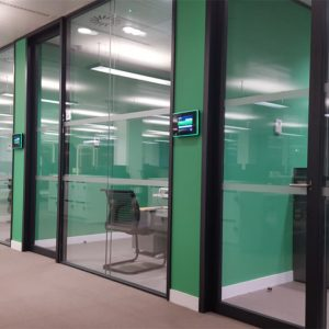 F10 75 Double Glazed